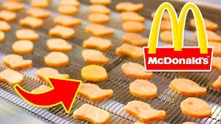 10 McDonald's McNuggets Secrets That Will Change How You Eat Them