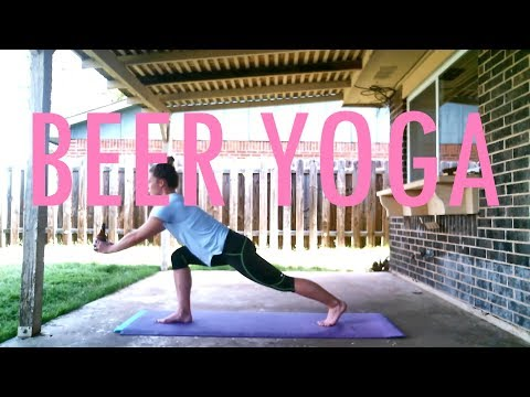 Beer Yoga + What's next?!