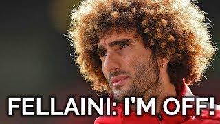 Fellaini Wants To Leave! | Manchester United Transfer Talk