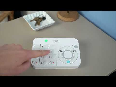 How to Arm and Disarm Ring Alarm - YouTube