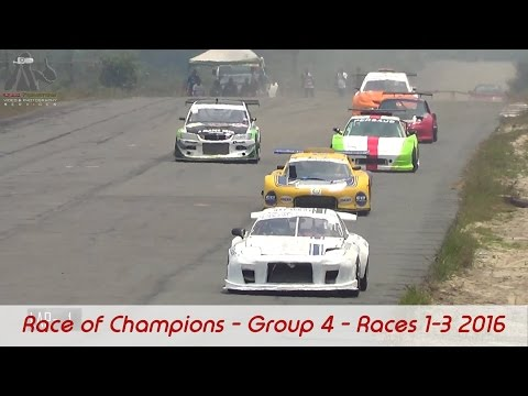 GMR&SC Race of Champions Round 1 2016 - Group 4 - Races 1-3