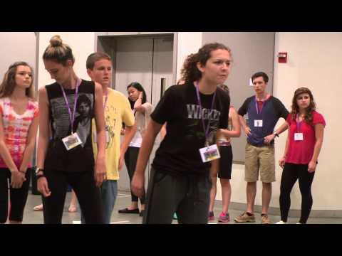 NSLC THTR Shakespeare Forum Master Class