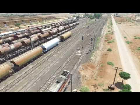 Railway in Aleppo
