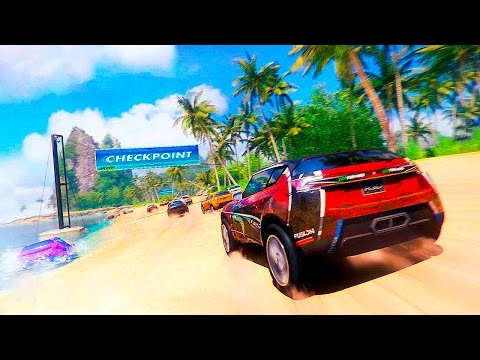 TRACKMANIA² LAGOON Official Launch Trailer