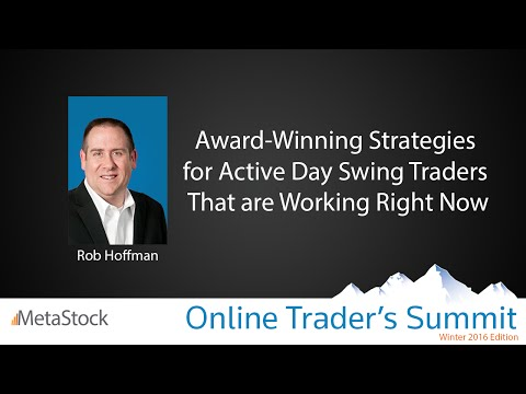 Award-Winning Strategies for Active Day and Swing Traders that are Working Right Now