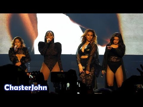 Fifth Harmony - Dont Say You Love Me, Live in Manila March 6, 2018