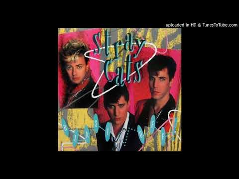 Rockin' All Over The Place - Stray Cats