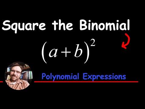 Square a General Binomial