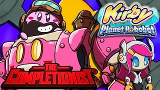 Kirby Planet Robobot | The Completionist