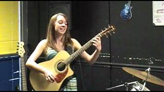 Emily Frick's Vocal Audition Midwest All-Stars.flv