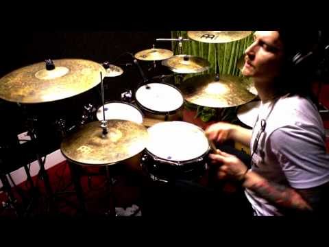 Craig Reynolds Drums - The HAARP Machine - The Escapist Notion