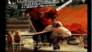 Lethal Skies II mission 13 - Rush