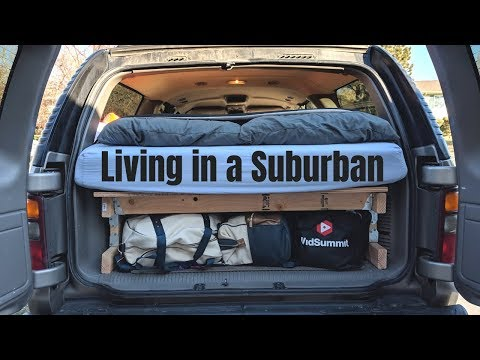 NEW VEHICLE?? SUV Conversion | USA Road Trip: Day 13