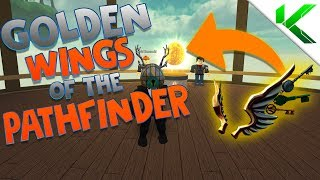 GOLDEN WINGS OF THE PATHFINDER! THE END! - Egg Hunt 2018