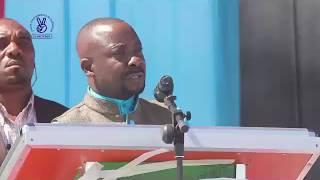 ALICHOONGEA ASKOFU GWAJIMA LEO KUHUSU MRISHO GAMBO KATIKA MSIBA WA DKT NDESAMBURO 05/06/2017