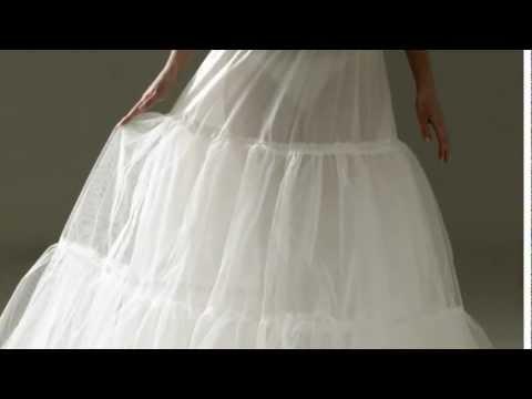 Bridal Underwear: The Bridal Petticoat by Bridal Underwear specialists Sophie & Grace