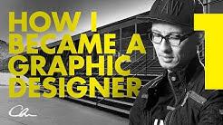 How I Became A Graphic Designer- My story & struggles Pt. 1