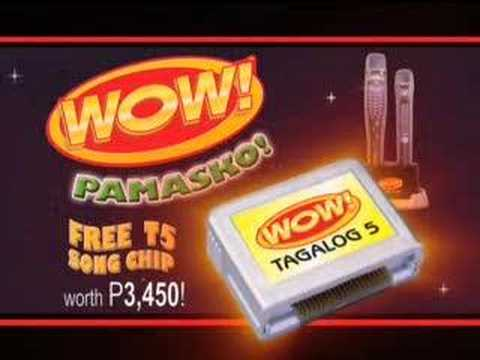 Wow MAgic sing Free Song Chip Promo