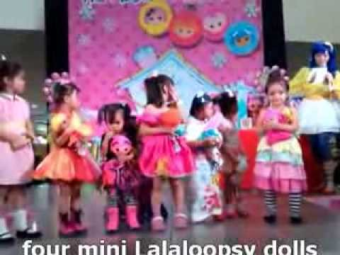 Me u0026 My Lalaloopsy Costume Contest - announcing of winner Athena Dei Velasco in toddler category & Me u0026 My Lalaloopsy Costume Contest - announcing of winner Athena Dei ...