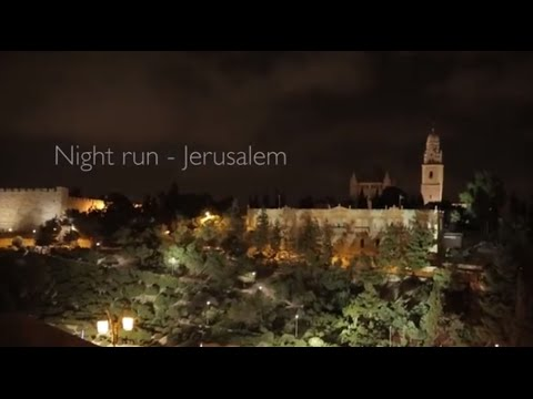 The Jerusalem Night Run