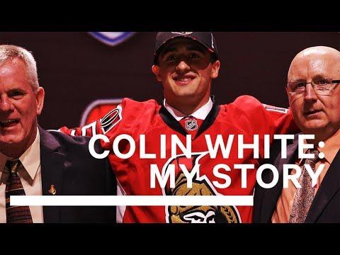 My Story: Ottawa Senators Colin White