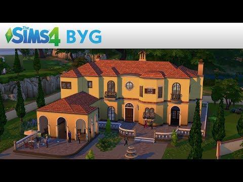 The Sims 4: Byg -værktøjet