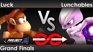 Video IaB! 118 - SS | Luck (Diddy) vs FX | Lunchables (Mewtwo) Grand Finals - PM download MP3, 3GP, MP4, WEBM, AVI, FLV Juli 2018