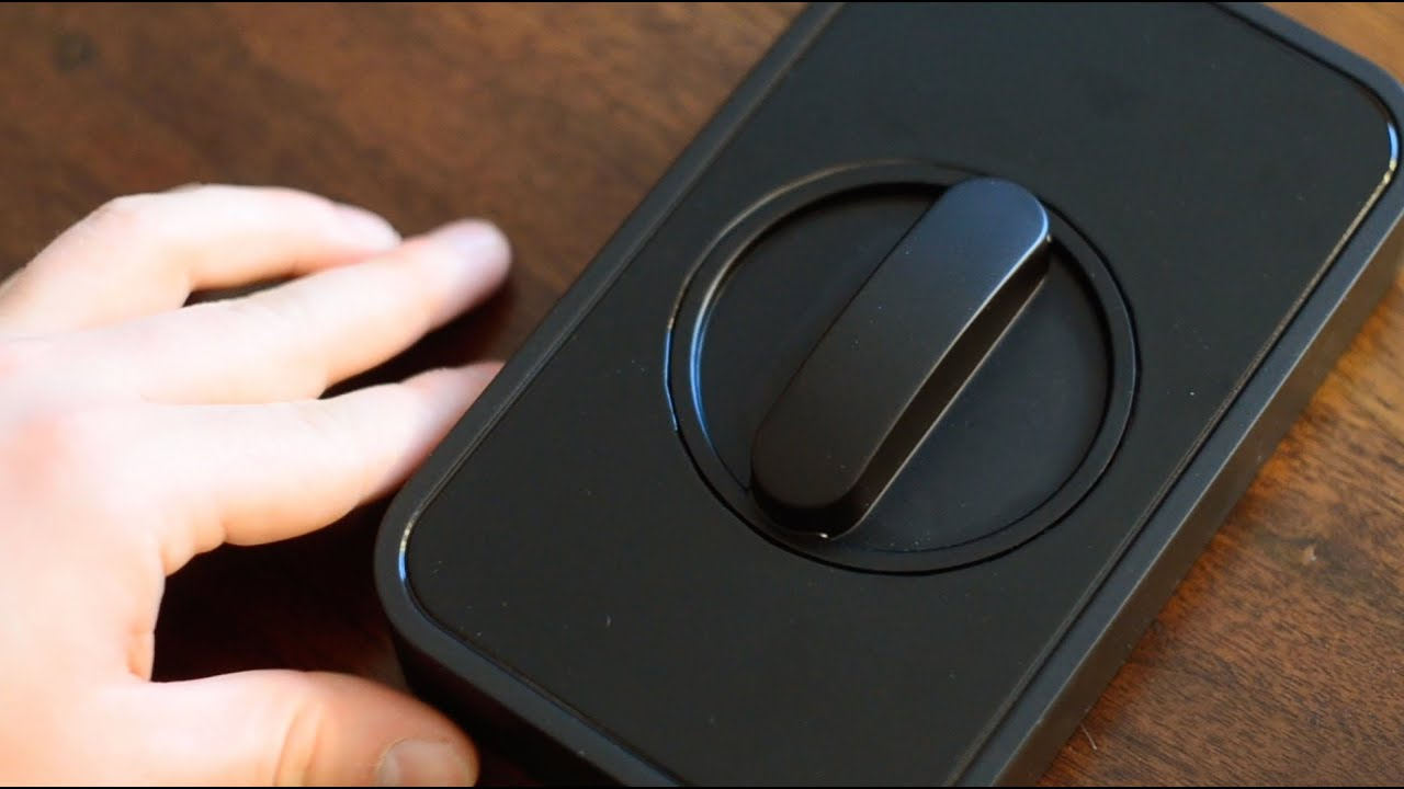 Lockitron Smart Lock Review - Keyless Entry Using Your Phone - YouTube