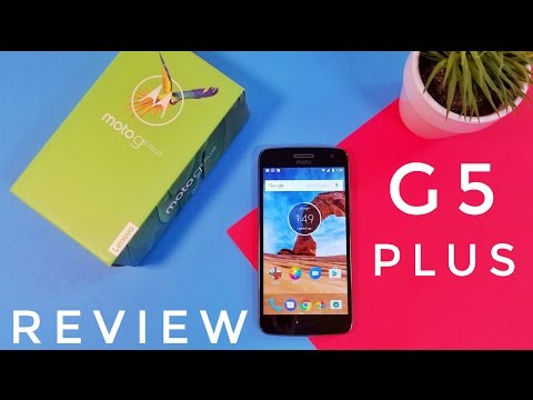 Moto G5 Plus REVIEW – Best budget phone in 2017? – 4K