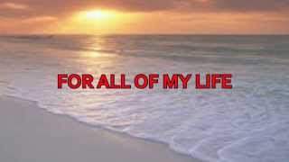 4Real - For All Of My Life (lyrics)