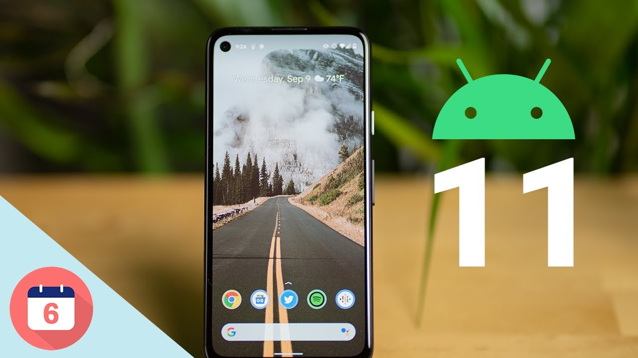 Android 11 - Top 6 Features