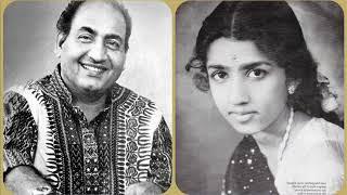 Chhota sa fasana hai & Dil jawani ke nashe se choor hai Rafi Lata Birha ki raat Husanlal Bhagatram