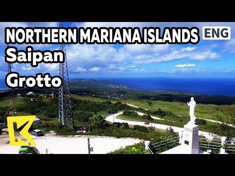 【K】Northern Mariana Islands Travel-Saipan[북마리아나제도 여행-사이판]사이판의 타포차우/Tapochao/Photo zone/Jesus