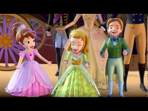 On Such a Big Day l Sofia the First l Forever Royal l Song l HD