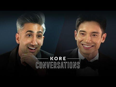 Full Interview || Kore Conversations: Tan France & Manny Jacinto