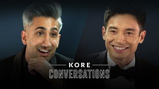 Full Interview || Kore Conversations: Tan France & Manny Jacinto