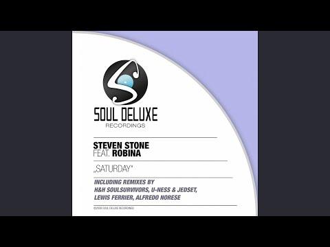 Saturday (U-Ness & Jedset Soulheater Instrumental Remix) (feat. Robina)