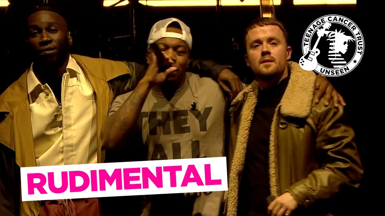 No Pain - Rudimental feat. Maverick Sabre and Kojey Radical Live