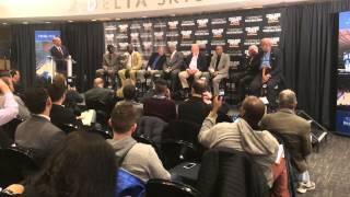 NCAA Tournament Returns to Madison Square Garden
