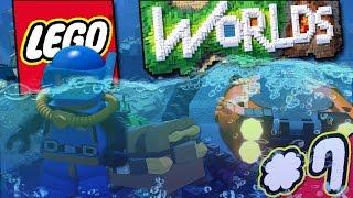 IN FONDO AL MAR - UPDATE 2 - Lego Worlds ITA #7