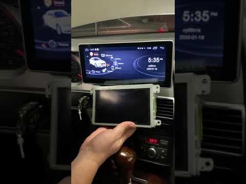 Android экран для Audi A6 C6 2008 года