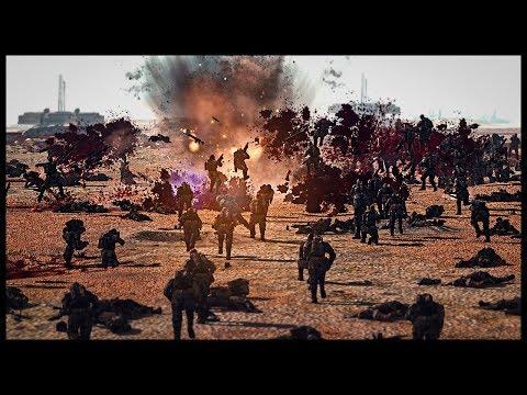 The BIGGEST Warhammer 40k Battle Ever!