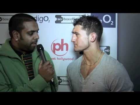 Nathan Cleverly Interview for iFILM LONDON / CLEVERLY v BELLEW