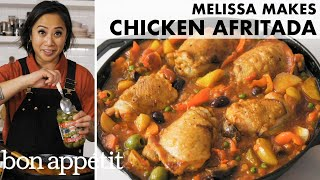 Melissa Makes Chicken Afritada | From the Home Kitchen | Bon Appétit