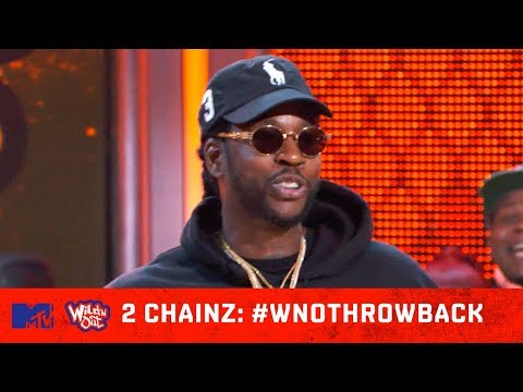 2 Chainz Chooses Trappin鈥� over Music on Flow Job 馃挵| Wild 'N Out |  #WNOTHROWBACK