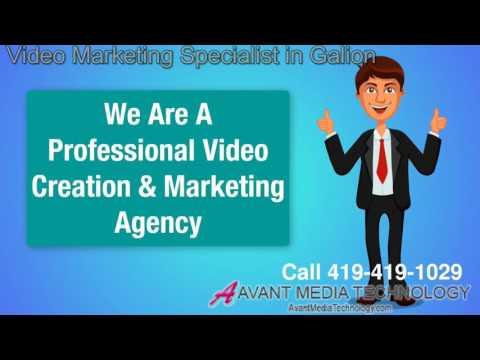 YouTube Video Marketing Agency Galion 419-419-1029