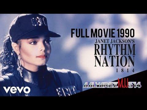 Janet Jackson's - Rhythm Nation 1814  (FULL MOVIE 1990) HD Mp3