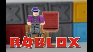 ROBLOX TOY-MYSTERIOUS SURPRISE BOX SERIES 4-WITH SECRET CODE