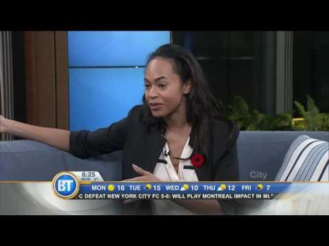 Cara Ricketts stars in new Toronto play 'Constellations'