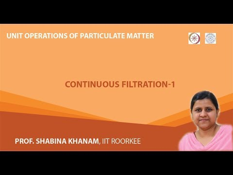 Continuous Filtration-1